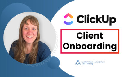 ClickUp Client Onboarding Video Tutorial