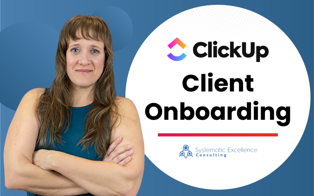 Clickup Client Onboarding